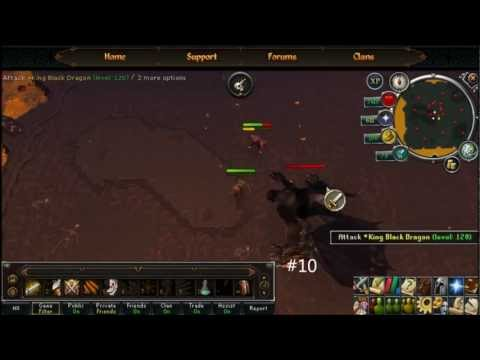 King black dragon kills and loots - Eoc