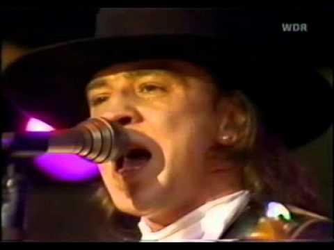 Stevie Ray Vaughan - Live from Rock palast Loreley【Complete version】