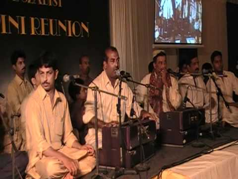 Ali Moula Ali  By Fareed Ayaz Qawwal  Karachi.mp4 video