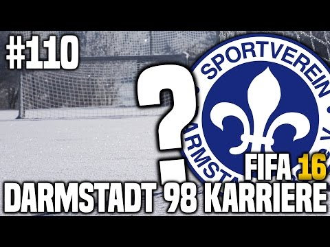 FIFA 16 KARRIEREMODUS #110 - TRANSFERS! WINTERPAUSE! | FIFA 16 KARRIERE SV DARMSTADT 98 [S3EP27]