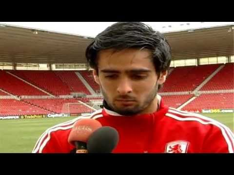 Rhys Williams Interview