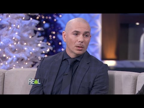 Pitbull: Music Saved My Life!