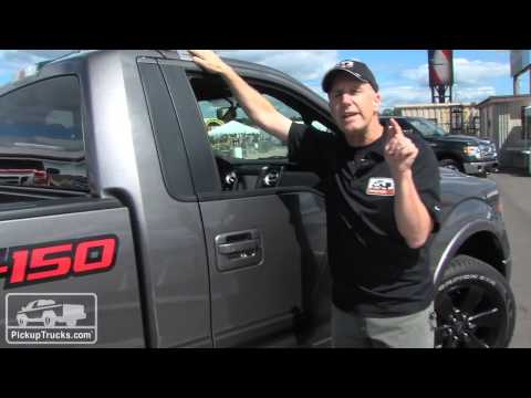 2014 Ford F 150 Tremor car Video Review