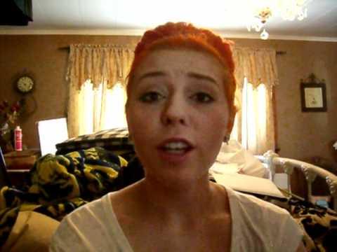 Orange Splat Hair Dye How to Dye Your Hair Orange
