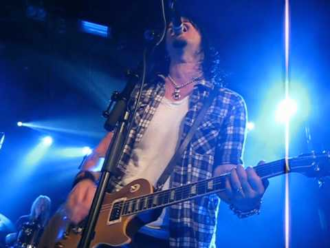 Gilby Clarke - Knocking On Heavens Door - 16.5.2012 Virgin Oil, Helsinki, Finland