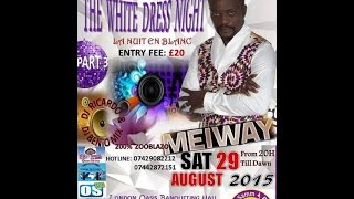 Meiway in london 29 August 2015