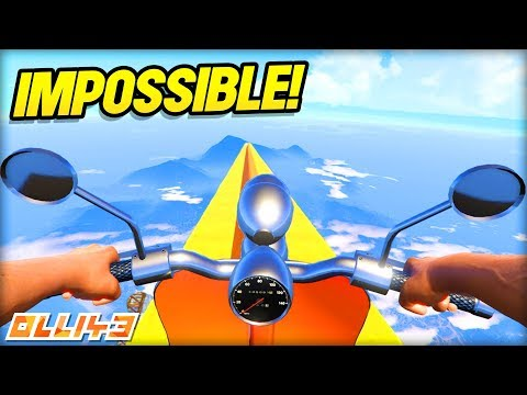 GTA 5 - The Most Difficult Bike Challenge! (GTA 5 Versus)