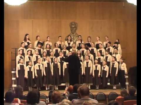 Girls Chorus from Alexander Borodin's