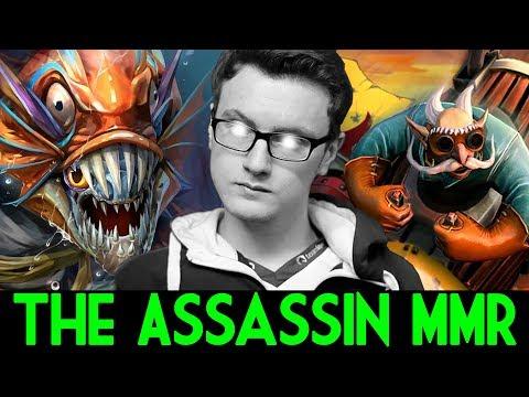 Miracle- Dota 2 [Slark] & [Gyrocopter] 2 Games - The Assassin MMR