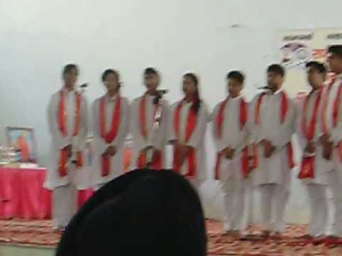 Bharat Vikas Parishad National Group Song Competition video