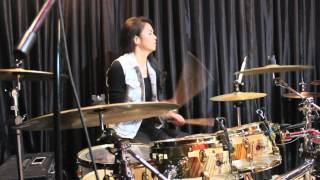 La La Latch - Pentatonix Drum Cover - Rani Ramadhany