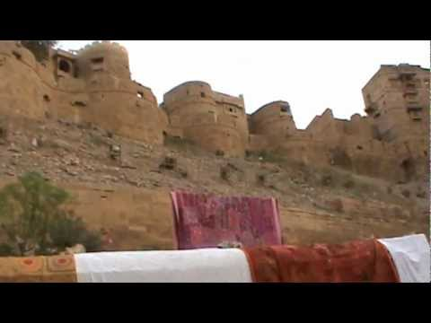 The fort(Sonar Kella), Jaisalmer, Rajasthan