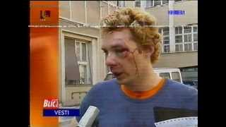 Gay Pride Belgrade 2001 TV Košava