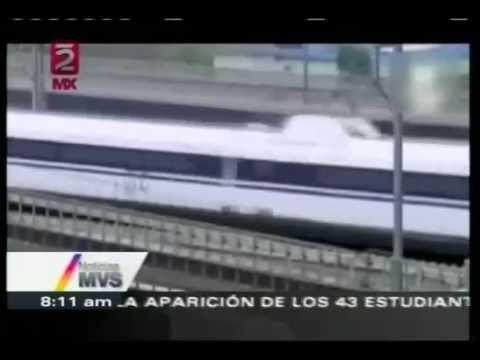 Va un solo competidor por Tren México-Querétaro - es cercano a #EPN