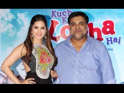Sunny Leone & Ram Kapoor Promote 'Kuch Kuch Locha Hai'