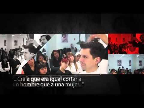 Curso Peluquería Masculina JOSSCLAUDE & BeLLVeR