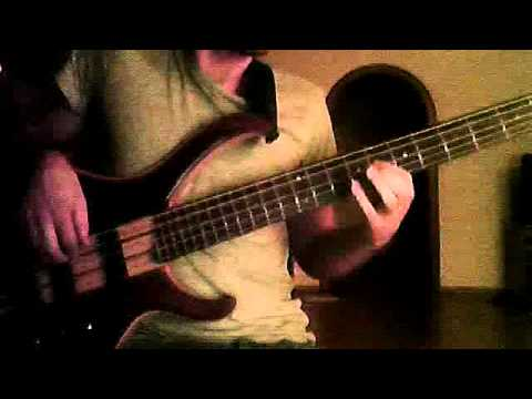 "Valerie ""Amy Winehouse Tribute"" Bass Cover - slow version"