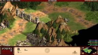 Age of Empires II HD: The African Kingdoms 懷舊玩新戰役#1