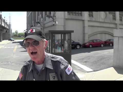 G4S Security Guard Goes Crazy on 5 8 15 @ US District Court Northern District of New York