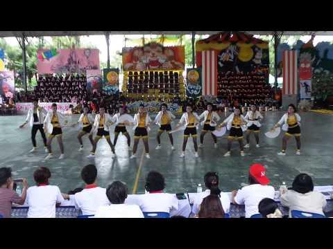 CheerleaderStand Cheer สีเหลือง สิรินธรกีฬาสี 2557 20