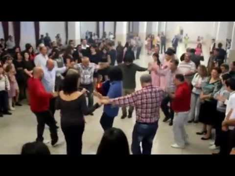 Hamshen. Амшенцы из Турции на свадьбе амшенцев в Абхазии
