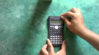 download lagu ¿cómo Desbloquear Funciones Ocultas En La Calculadora Casio Fx-350ms? gratis