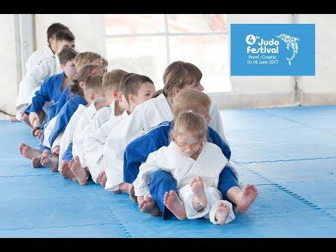 #JudoFestival 2017 - KIDS U8 FAMILY CAMP