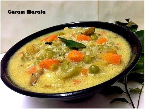 Vegetable Stew Kerala Style