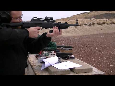 Hi-Point 995TS - Affordable 9mm Carbine