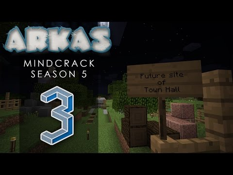 Back In The Grind :: Mindcrack Season 5 Episode 3