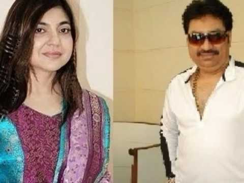 Alka Yagnik Duet Songs With Udit Narayan And Kumar Sanu (HQ) Music Videos