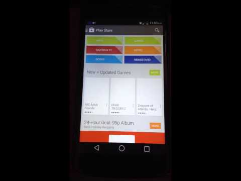 How to access the FULL google play