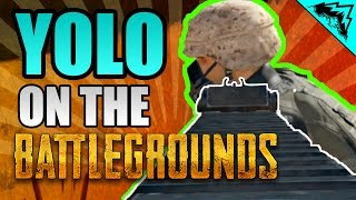 "ROGUE BUTT CHEEKS - ""YOLO on the Battlegrounds"" #2 StoneMountain64 serious Random Squad"