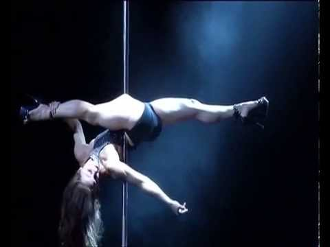 Jenyne Butterfly at Miss Pole Dance SA 2010