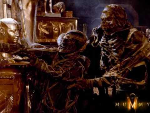 La momia 1,2 y 3