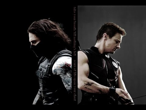 Scars of Life ~ Clint Barton & Bucky Barnes (Hawkeye & Winter Soldier)