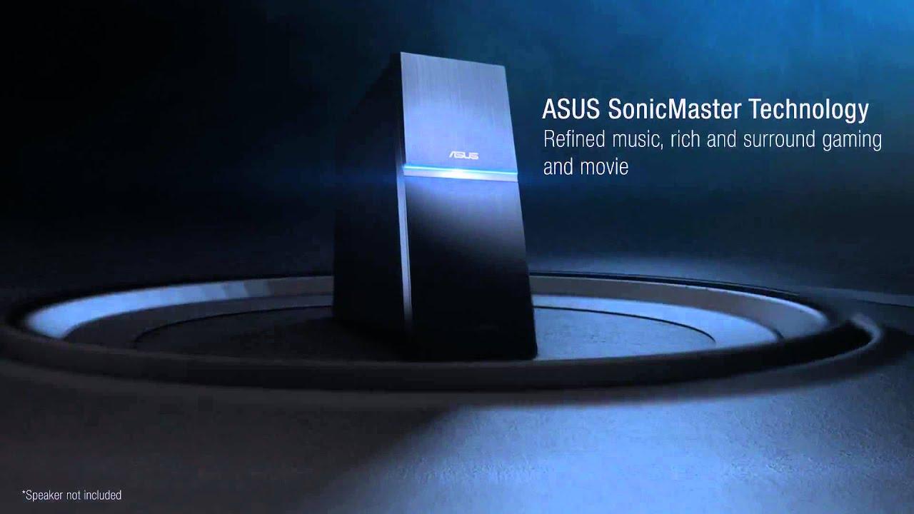 Asus G10ac Desktop Pc Product Tour Youtube