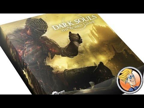 Dark Souls: The Board Game — Origins Game Fair 2016