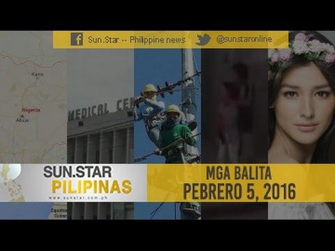 LIVE: Sun.Star Pilipinas Febuary 5, 2016