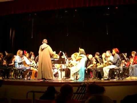 North Forsyth High School Band Winston Salem NC