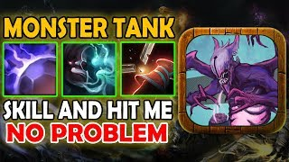 You Can't SKILL and HIT me [Super Tanker] Ability Draft Dota 2