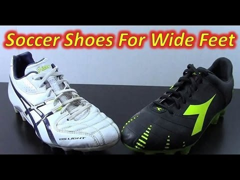 Soccer Shoes For Wide Feet