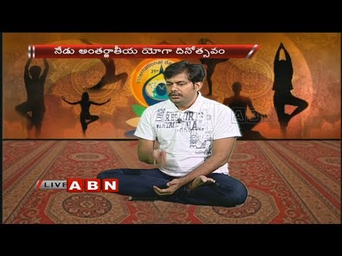 International Yoga Day | Yoga Therapist Dr Pradeep joshi About Importance and Benefits of Yoga
