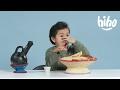 American Kids Try Ethiopian Food   Kids Try   HiHo Kids