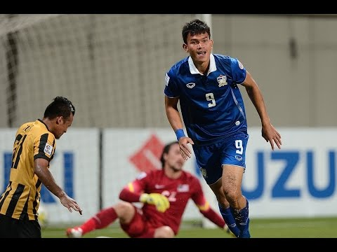 Malaysia vs Thailand: AFF Suzuki Cup 2014 Highlights