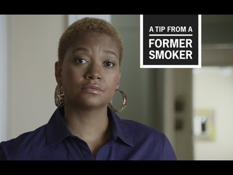 CDC: Tips from Former Smokers - Tiffany's Ad: Smoking and Family