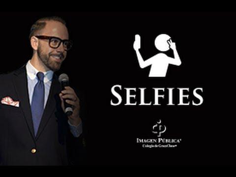 Selfies - Alvaro Gordoa Imagen Pública