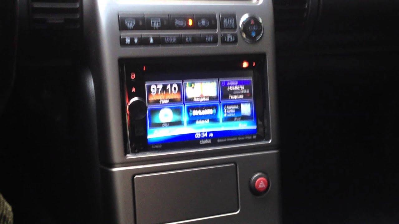 Metra car audio dash kit 9