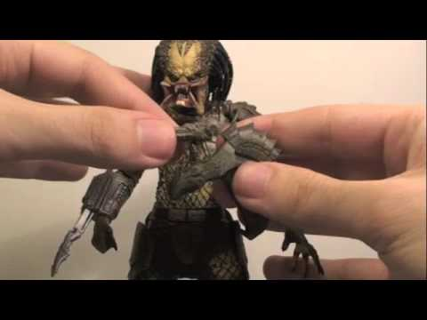 Predators Classic Predator Neca Movie Action Figure Review