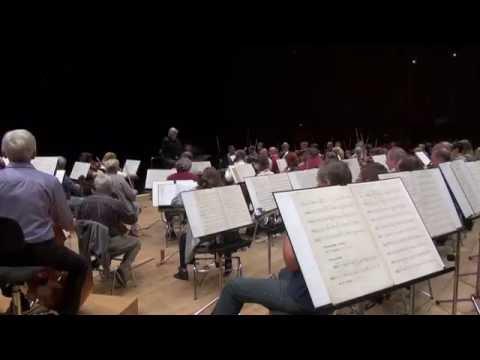 Filharmonia Łódzka, Próba Do Koncertu, Michael Zilm – Dyrygent (28.09.2016)